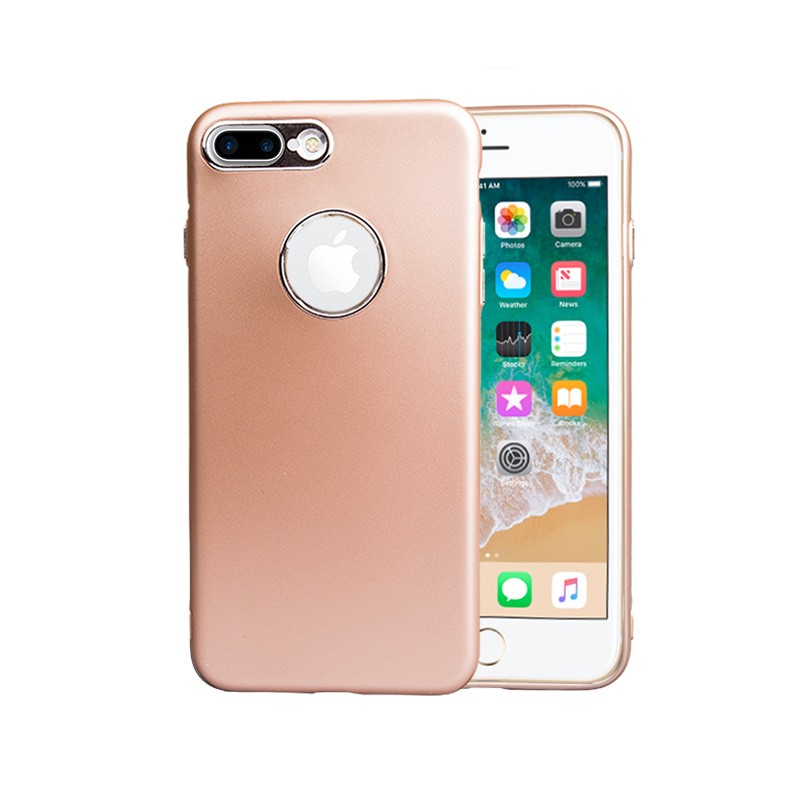 Iphone 7Plus/8Plus Telefon Kılıfı Rose Gold